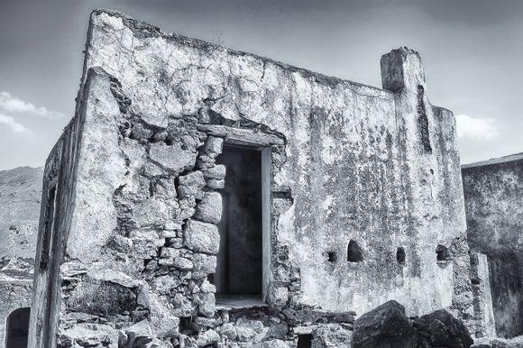 Preveli Lower Monastery 2012
