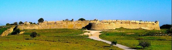 Antimachia: the castle of the Knights