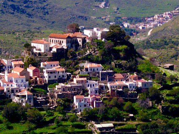 The Acropolis of Ioulida 1