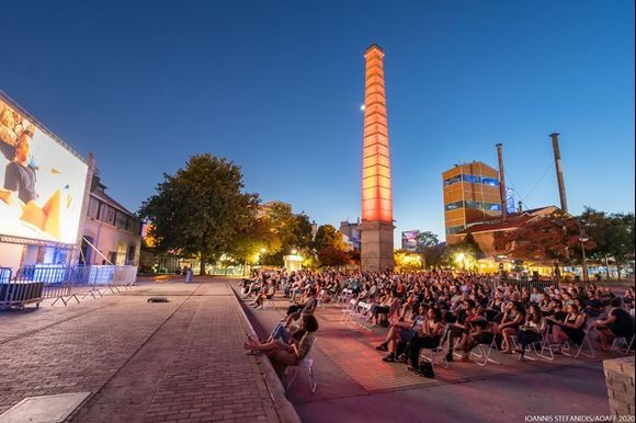 https://www.greeka.com/attica/athens/news/events/athens-open-air-film-festival-2020/ The 10th Athens Open Air Film Festival invites you to enjoy beloved films from the contemporary and classic cinema while transforming emblematic locations in town, such as the City of Athens Technopolis, the Temple of Olympian Zeus, the archaeological site of Plato's Academy Park and the courtyard of the Byzantine and Christian Museum to magical open-air cinemas, organizing a striking drive-in screening at Lycabettus Hill and scheduling screenings at open-air movie theaters, expressing for yet another year our full support. All the screenings of the Athens Open Air Film Festival will be realized by securing in any case the most premium audiovisual experience and, of course, by rigorously complying with the measures for public health protection, as those arranged for the open-air movie theaters.  Entrance is free to all screenings