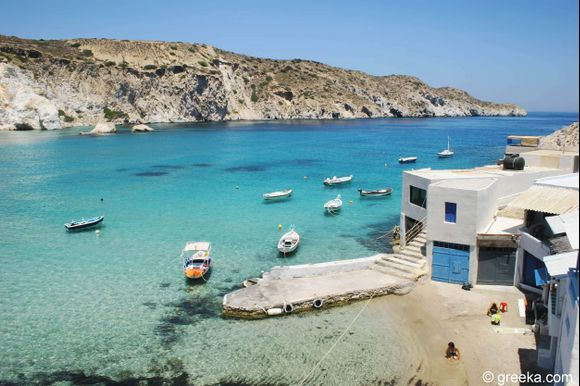 https://blog.greeka.com/milos/milos-unique-stays-at-a-fishermans-house/ New blog post alert! Milos: Unique stays at a fisherman's house