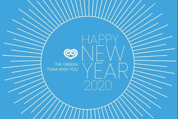 Greeka team wishes you a happy new year!