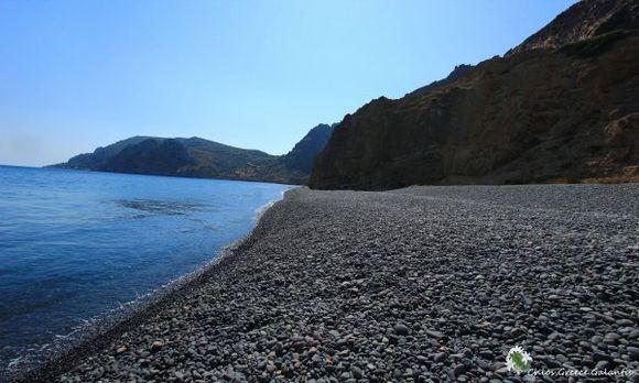 Mavra Volga,Chios island