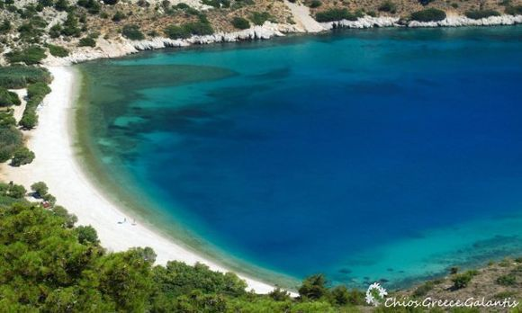 Elinda,Chios island