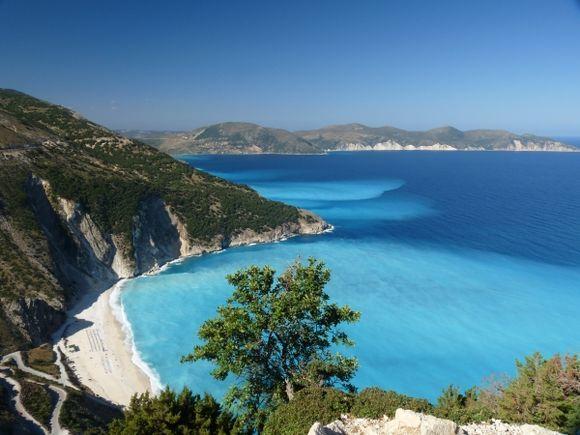 Kefalonia - Myrtos