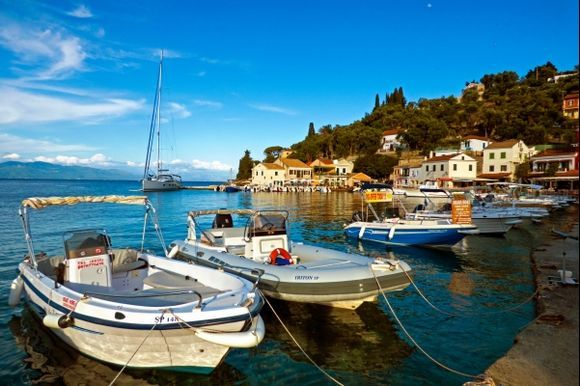 Loggos Harbour