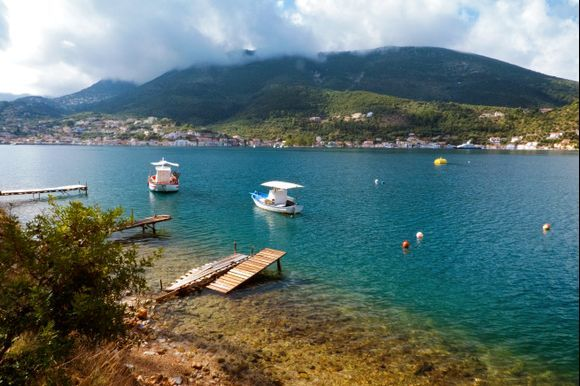 Vathy Bay