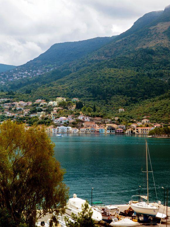 Vathy Marina