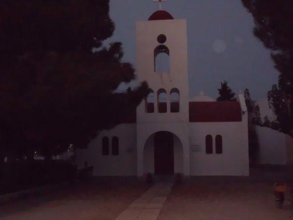 Orthodox Church on Makry Gialos Crete