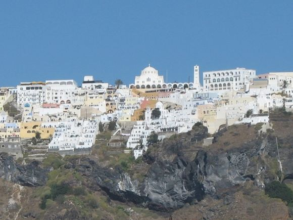 Fira, up close and personal