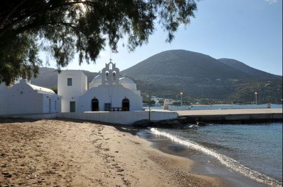 Sifnos, Vathy