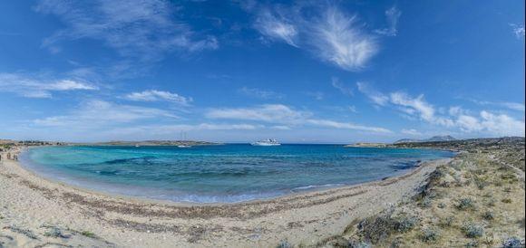 the beach of PORI
