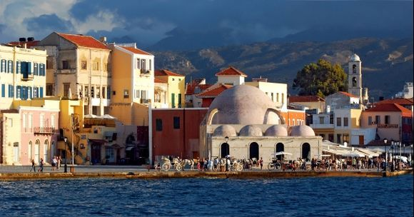 Colors of Chania