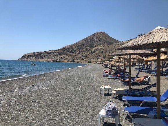 Myrtos beach, great day of fun!