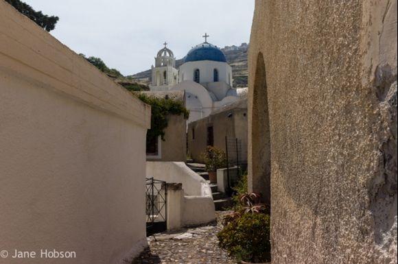 Church of Panagia Episkopi, Mesagonia