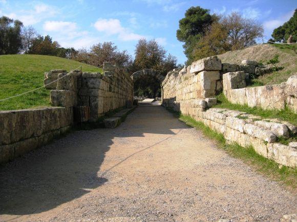 Ancient Olympia, OlympiaAncient Olympia,
