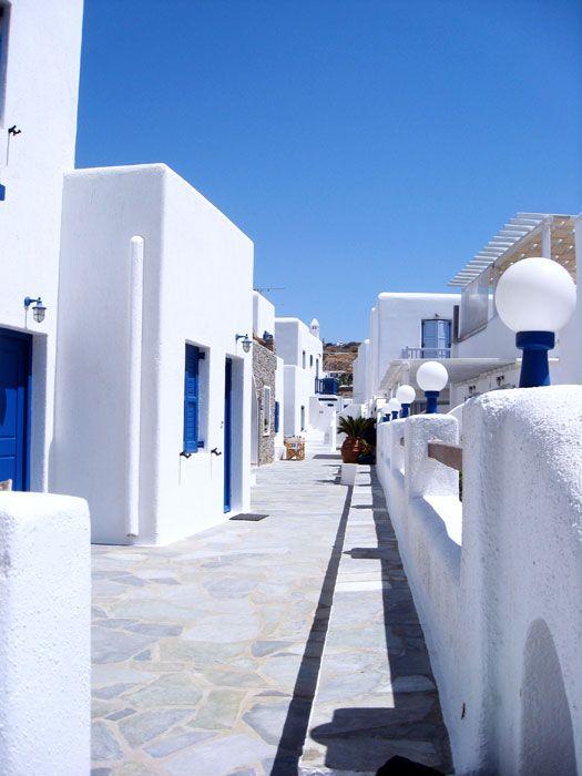 street in ornos