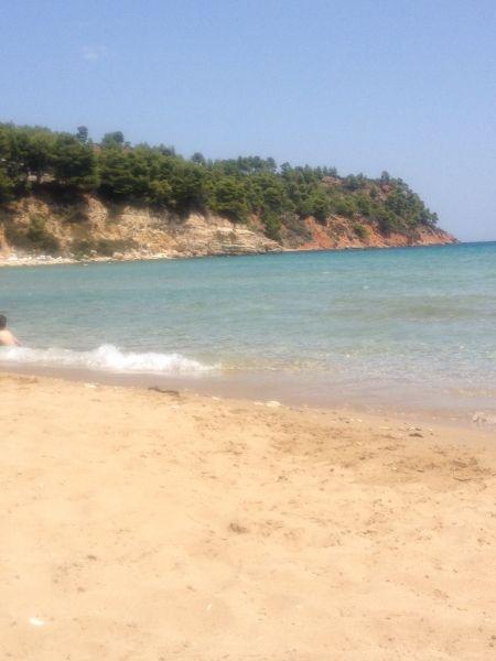 Chrisi Milia beach
