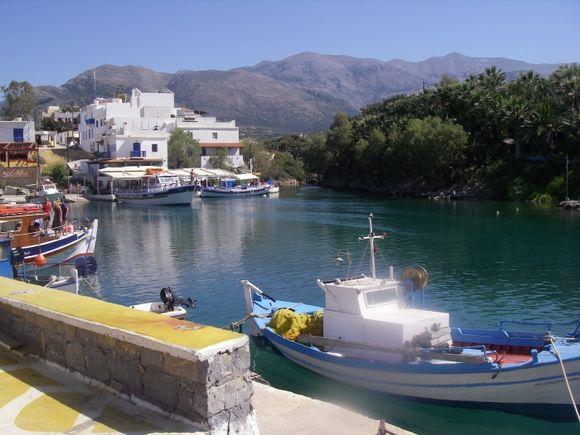 Sisi Fishing Village