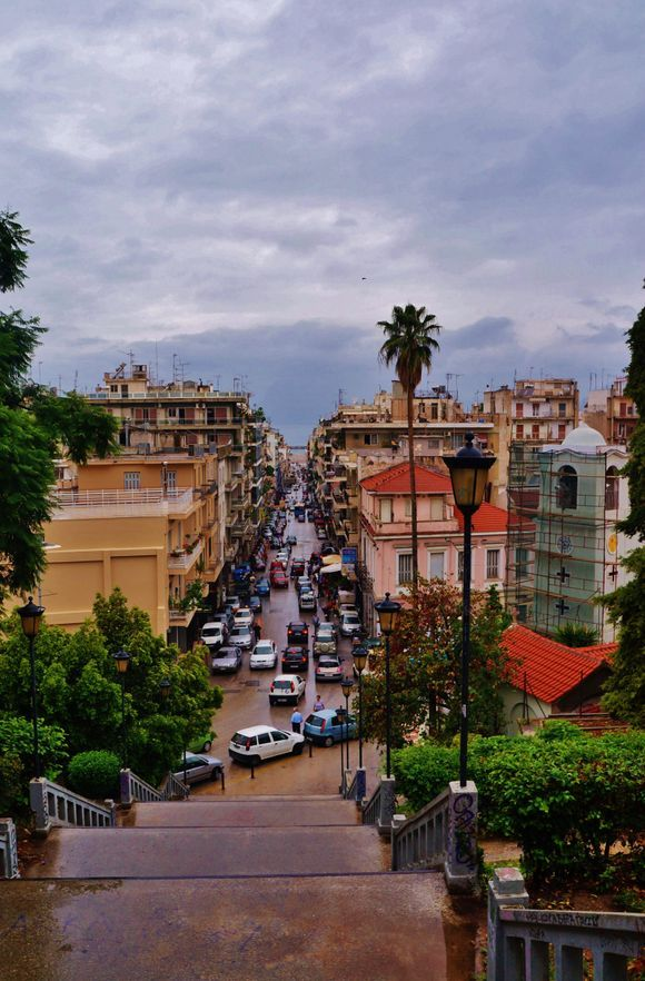 Old Town, PatraOld Town,