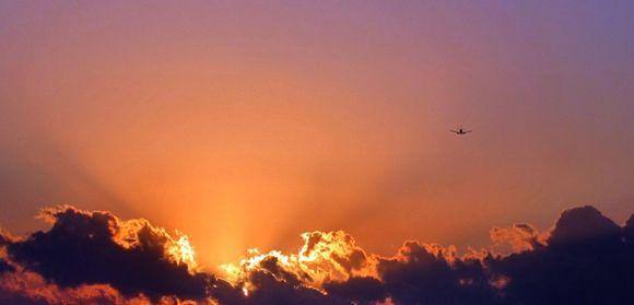 Fly to sun