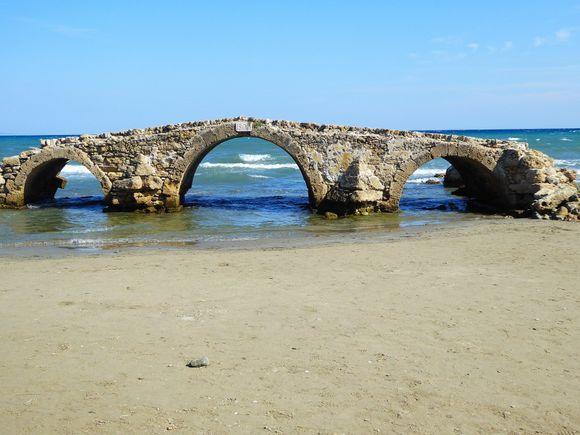Beautiful Venetian Bridge of Argassi