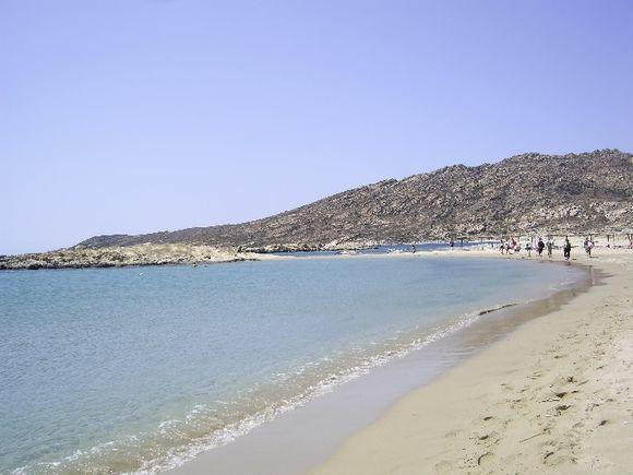 Ios 2009, Maganari (the best beach)