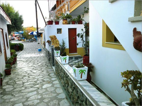 Neat little side street on Telendos.