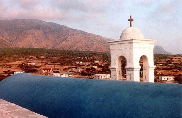 Chrisoskalitisa monastery, Elafonisi, Chania