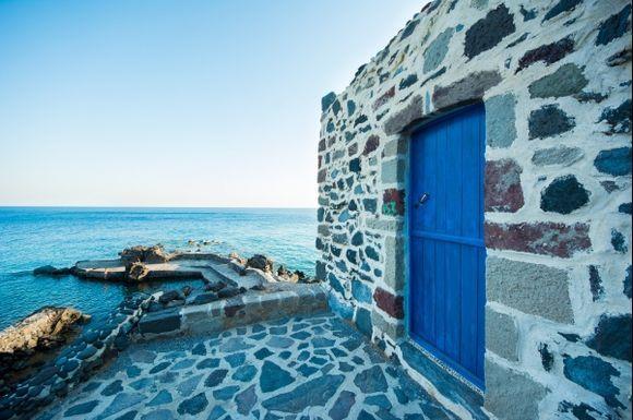 Lies Beach, Nisyros.. Such a wonderful beach