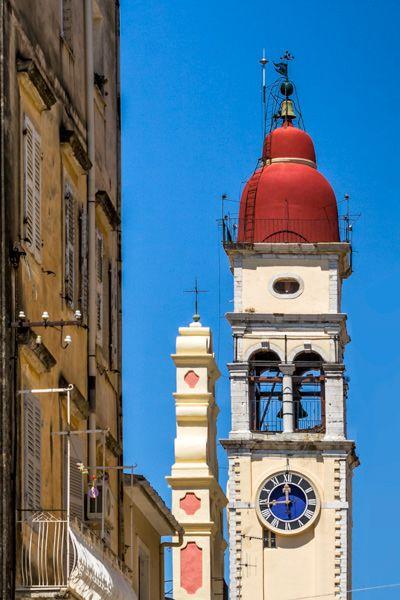The church of Saint Spyridon
