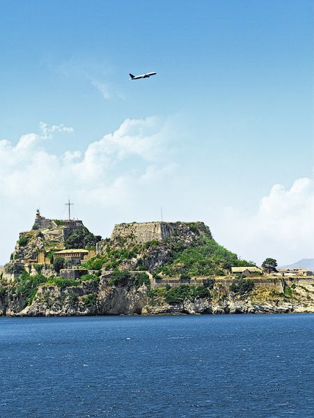 Old Fortress from the sea