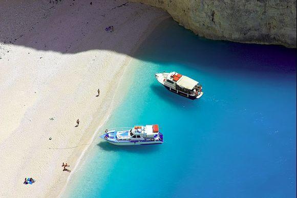 Navagio or Shipwreck, ZakynthosNavagio or Shipwreck,