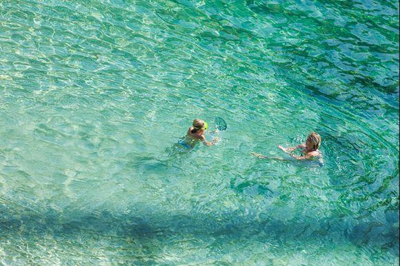Parga - Piso Krioneri Beach