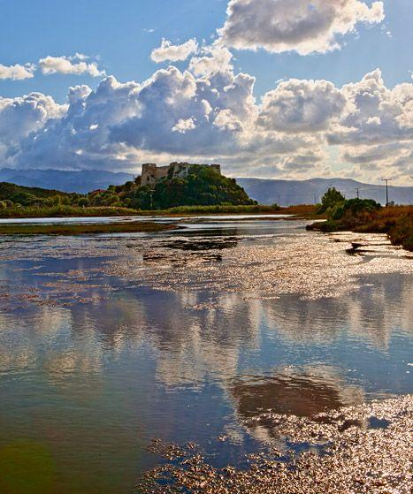 Kastro near Lefkada Town
