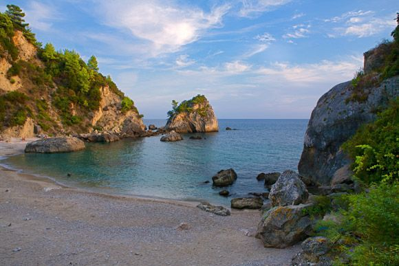 Piso Krioneri beach