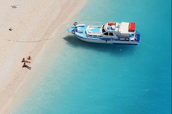 The Ship Wreck Beach