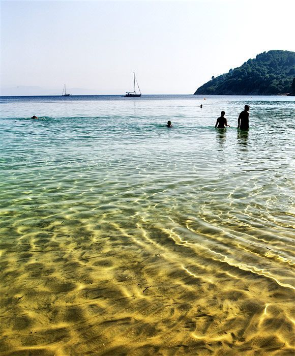 Koukounaries beach #2