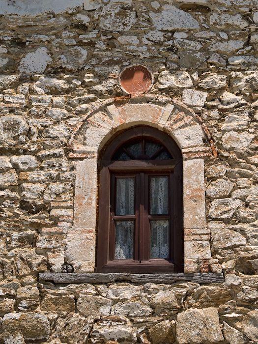 Monastery Of Panagia Kounistra - detail