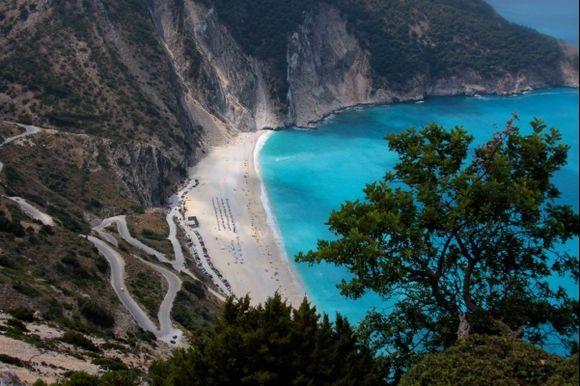 Road To Myrtos