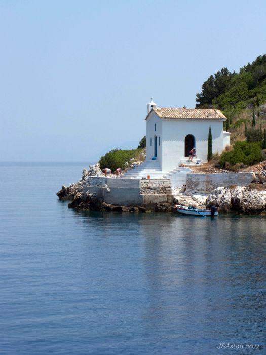 The Little White Chapel...