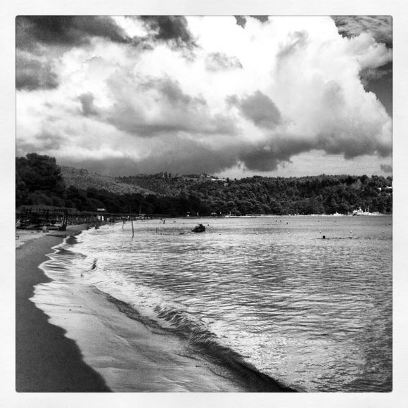 Koukanaries Beach