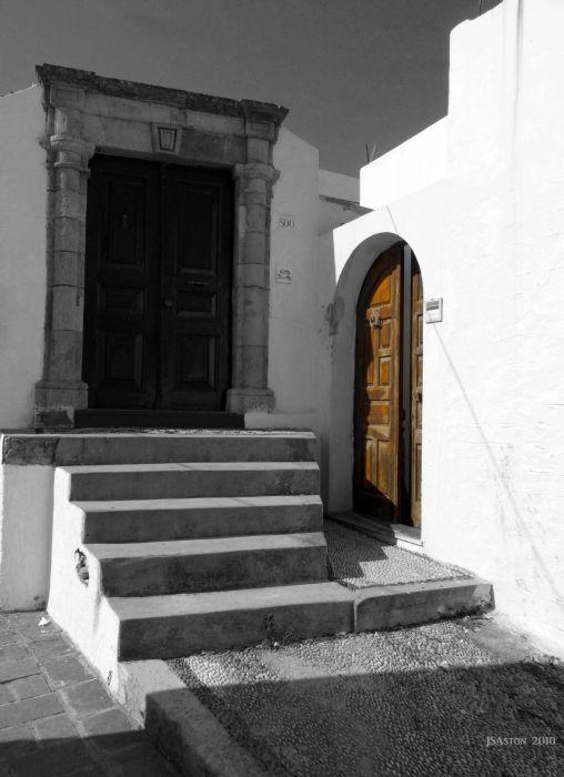 Colour Pop Door...