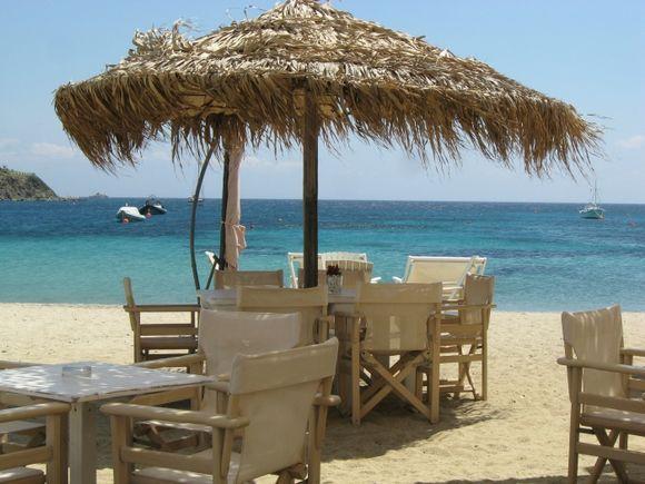 Beach Bar at Ormos