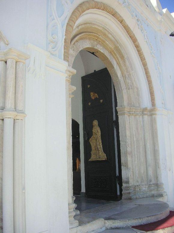 Church of the Panayia of Tinos