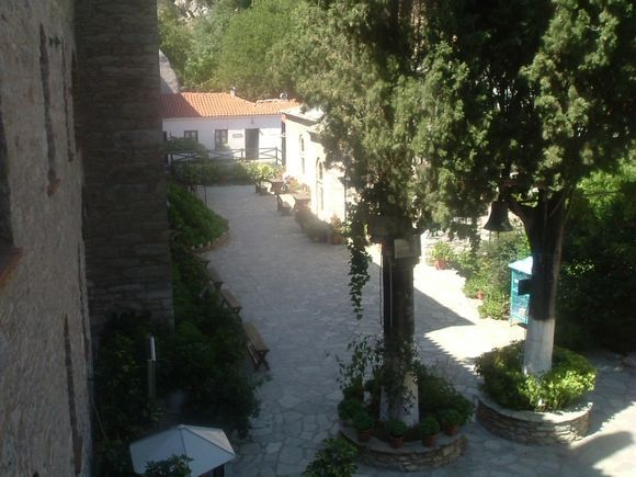 Evagelistria Monastery