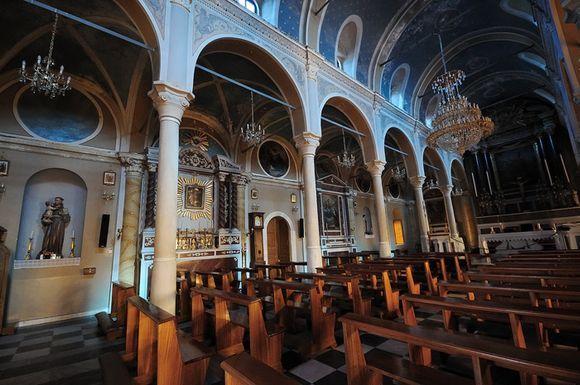 Ano Syros\'s church