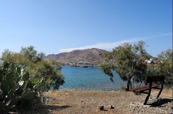 View from Finikas