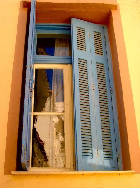 The half window