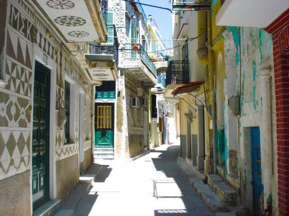 Street of Pyrgi